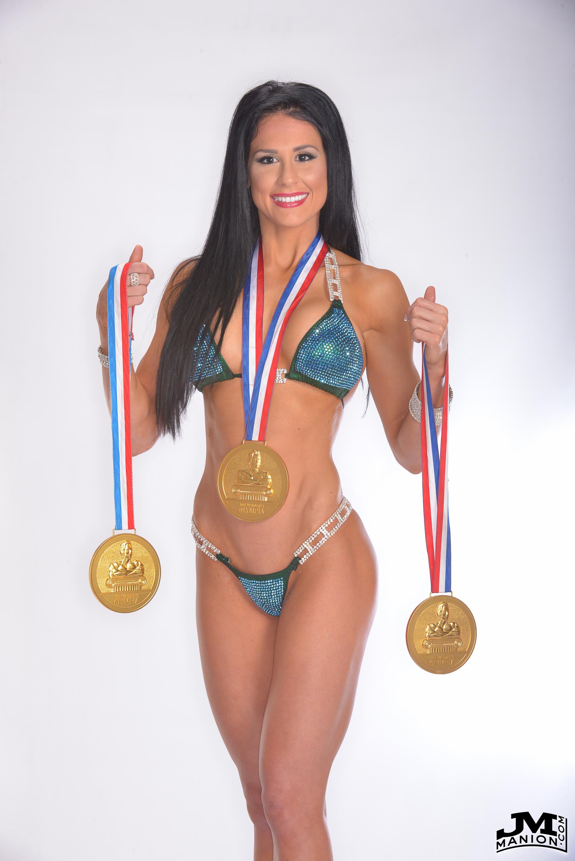 Ashley Kaltwasser 3x Ms.Bikini Olympia