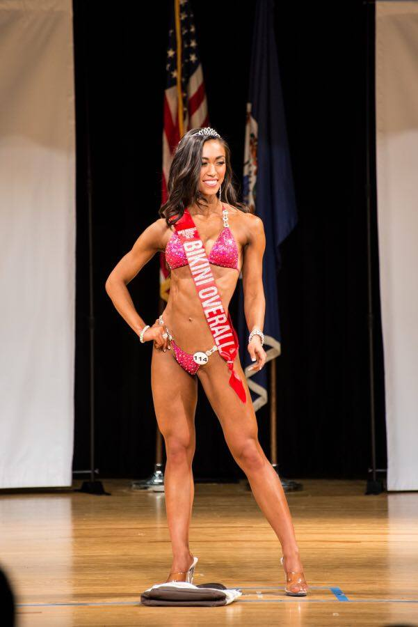 How NPC Bikini Athlete Christie Bailey Went From A Tentative Amateur Seeking Answers To Today Being On The Door Step Of Earning Her PRO Card