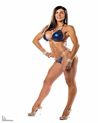 She Got Her Pro Card! How Christie Bailey Became a Serious NPC Bikini Competitor