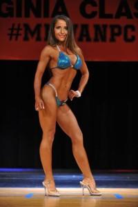 NPC Athlete Desi Lipova