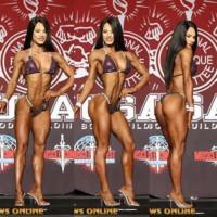 IFBB PRO Jasmine Gonzalez