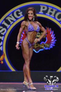 IFBB PRO Paige Tarloski